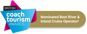 coach tourism award - best river and inland cruise operator